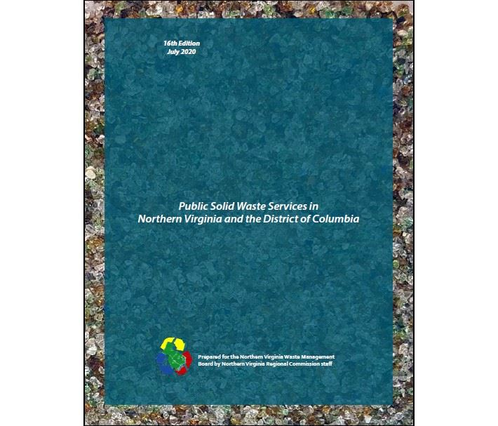 2019 Waste Report Cover Opens in new window